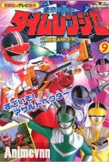 Mirai Sentai Timeranger - Siêu Nhân Tương Lai 2013 Poster