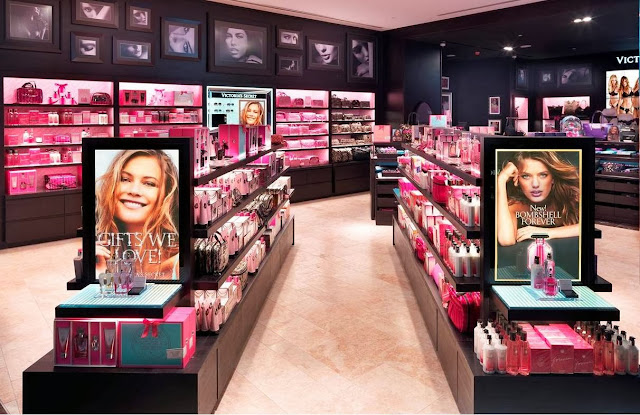 Victoria's Secret, Victoria's Secret Outlet Malaysia, Gurney Paragon Mall, Penang, Shopping, Lingerie, Fragrance, Girls Stuff, Valiram Group, toiletries