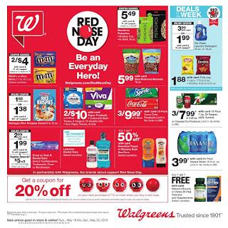 ⭐ Walgreens Ad 5/16/19 and 5 26 19 ✅ Walgreens Weekly Ad May 16 2019