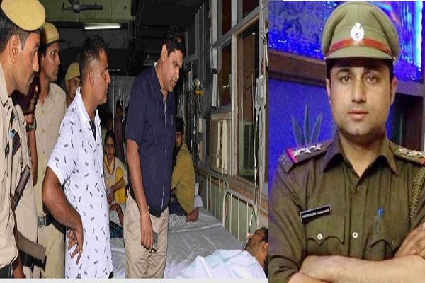 जींद में 2 धमाके के बाद गुड़गांव पहुंचे चौहान, अपहरणकर्ता को गोली मार बचाई दो व्यापारियों की जान