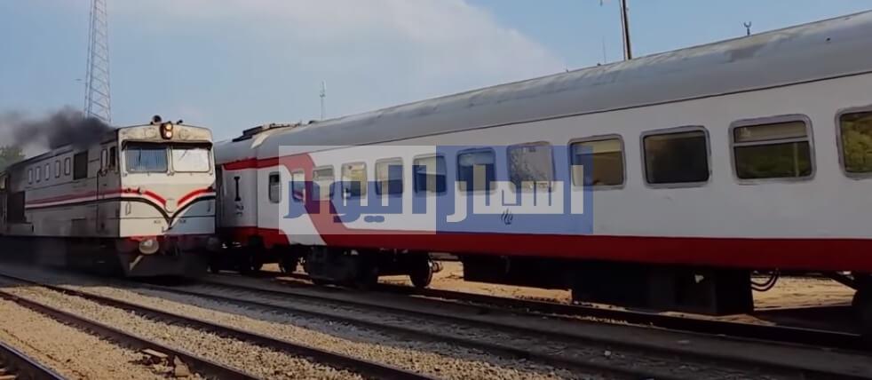 قطارات الاسكندرية القاهرة