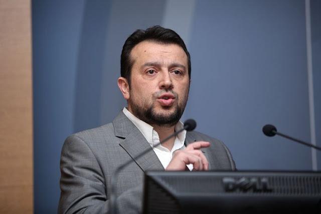 Παππάς: Η Μακεδονία ήταν ξακουστή ως Μακεδονία των Σκοπίων