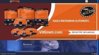 VitGram Bot  Tools Instagram Automatis