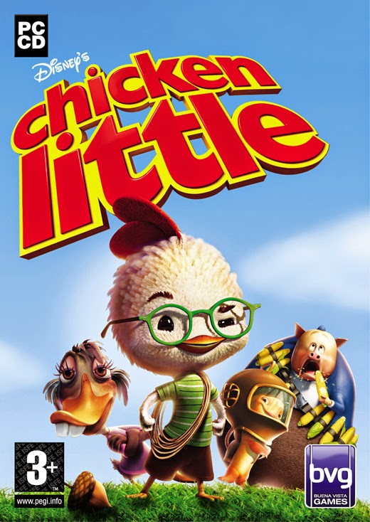 Watch Chicken Little (2005) Online For Free Full Movie English Stream