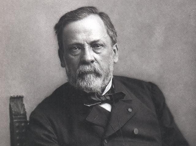 Portrait de Louis Pasteur