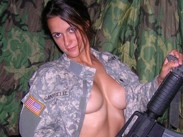 Nude Female Military Photos
