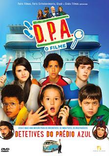 D.P.A.: Detetives do Prédio Azul - O Filme - HDRip Nacional