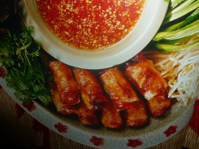 Cucina vietnamita involtini primavera for Cucina vietnamita