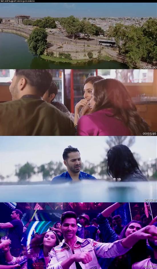 Badrinath Ki Dulhania 2017 Hindi 480p DVDRip