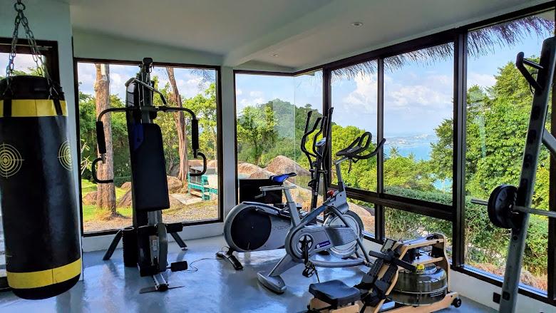 小型健身房