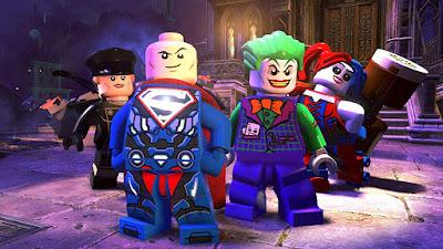 Lego Dc Super Villains Game Screenshot 4