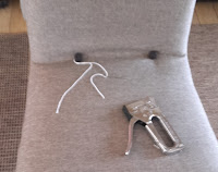 jak zrobić tapicerkę fotela starego fotela