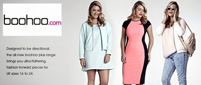 2addaa879faf2 BooHoo.com Launch Plus Size Clothing