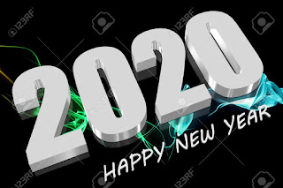Top Happy New Year 2020 Wallpapers
