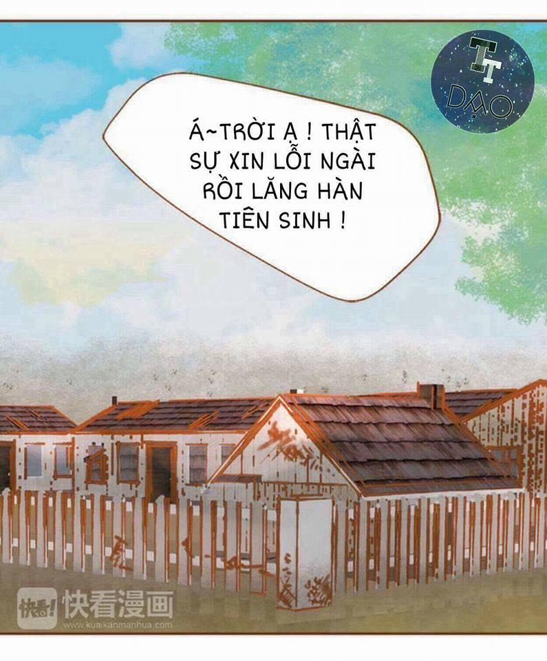 Tân Lang Nuôi Từ Thuở Bé Chap 2