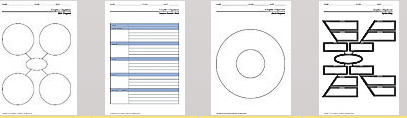A List of Free Graphic Organizers for Teachers and ...