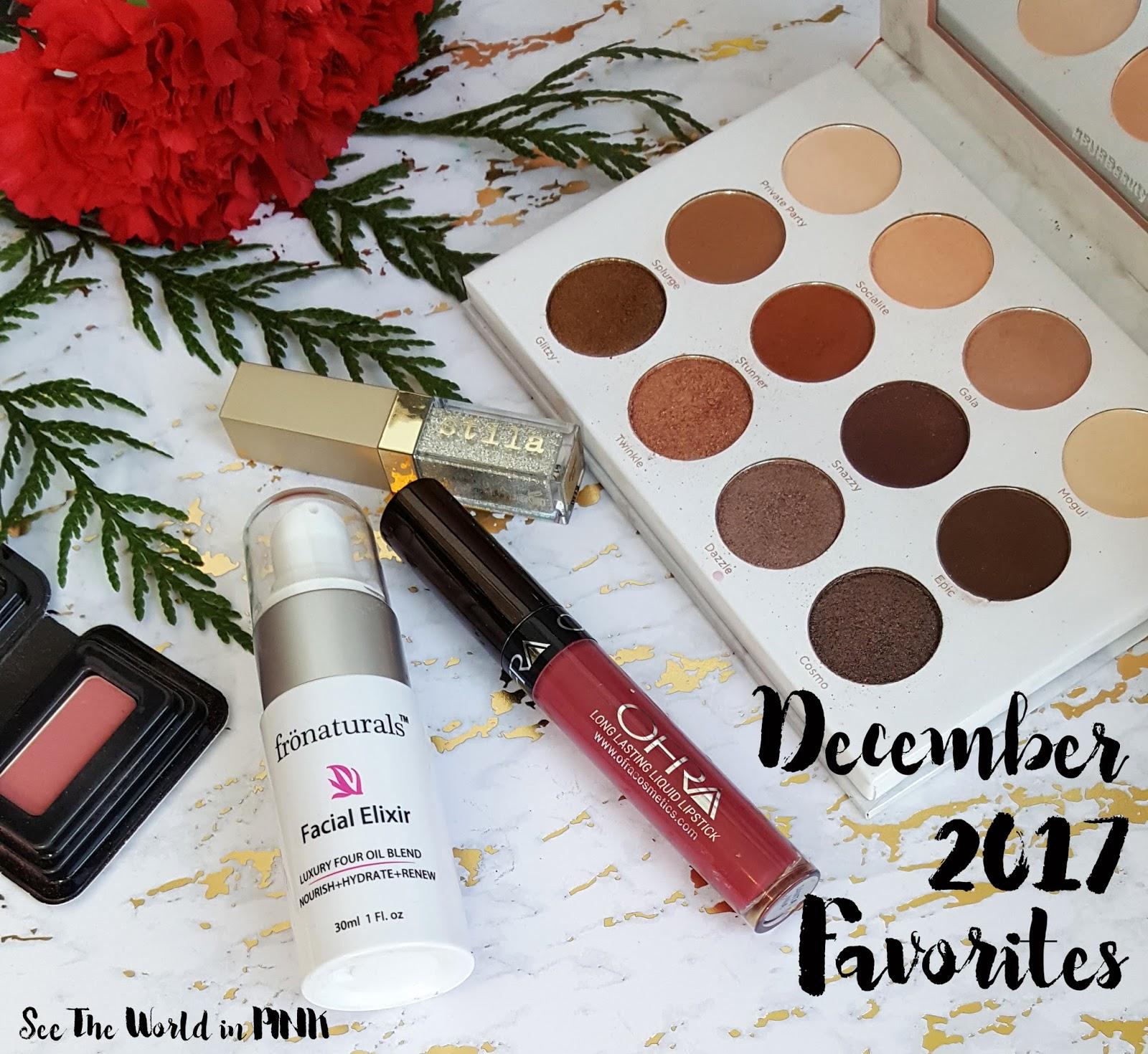 9486617c7125ce December 2017 Monthly Favorites!