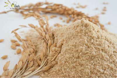 Sử dụng bột gạo như một cách làm trắng da bằng tự nhiên hiệu quả