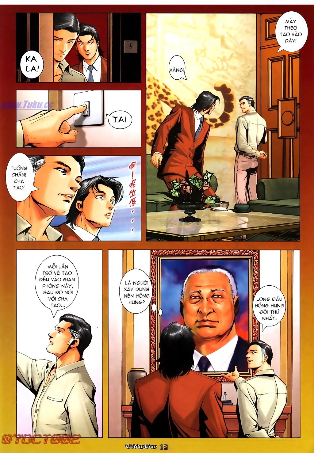 Người Trong Giang Hồ Chap 995 - Truyen.Chap.VN