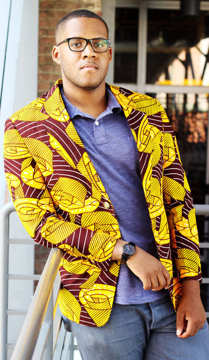 Ankara style for men