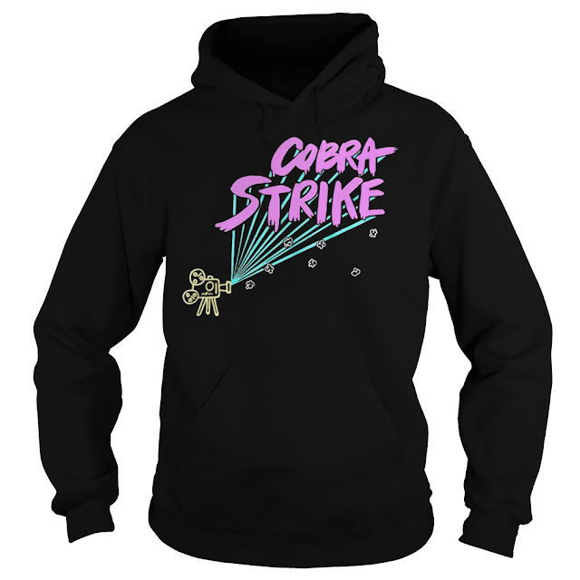 Cobra Strike Hoodie, Cobra Strike Sweatshirt, Cobra Strike Khary and Coopers, Cobra Strike Shirts