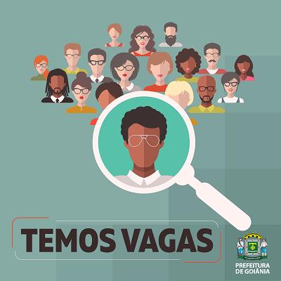 Goiânia: 164 oportunidades de emprego disponíveis nesta segunda