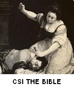 CSI THE BIBLE