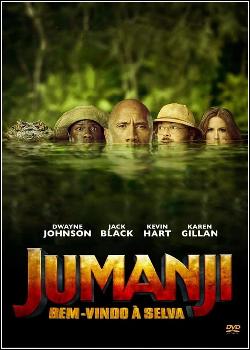 Jumanji: Bem-Vindo à Selva Dublado (2017)