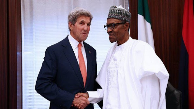 John Kerry: There's still much to be done to end corruption in Nigeria