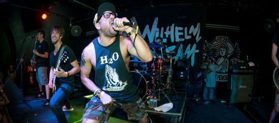 "<center>A Wilhelm Scream announce new 7"" for 2016</center>"
