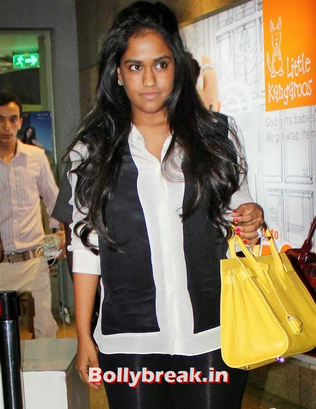 Arpita Khan, Bollywood Celebs at Jai Ho Special Screening