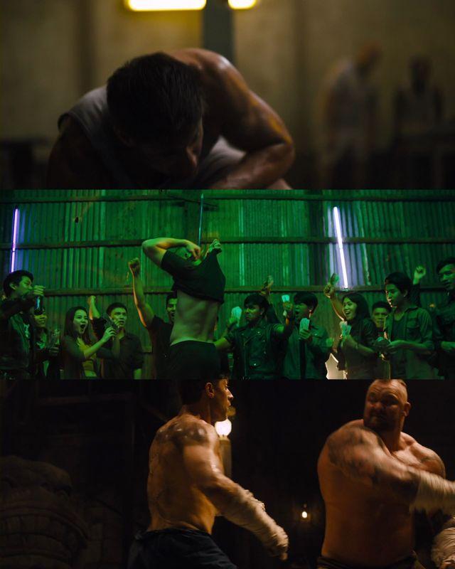 Kickboxer Retaliation (2018) HD 1080p y 720p Latino