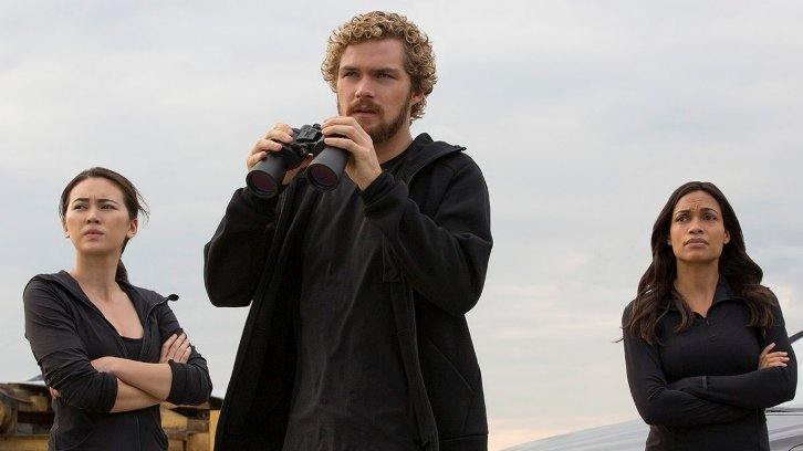 Iron Fist - Promo, Sneak Peek, Featurettes, First Look Photos, Key Art + Poster *Updated 13th March*