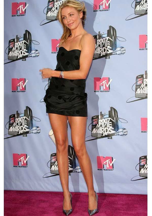 Celebrity Heights   How Tall Are Celebrities? Heights of ... Cameron Diaz Height