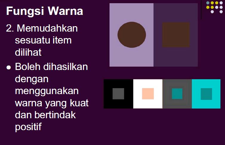 Multimedia Peranan Warna Dan Tekstur