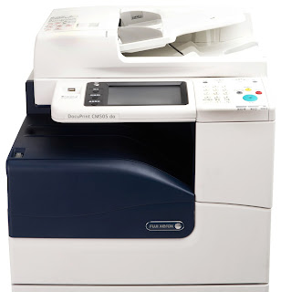 Fuji Xerox DocuPrint CM505 Driver Download