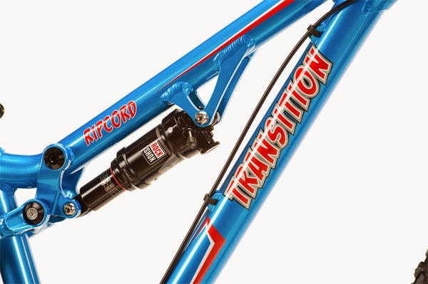 2015 Transition Ripcord RockShox Suspension