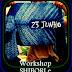 23 de JUNHO - Workshop SHIBORI e ÍNDIGO Vegetal - SP/SP
