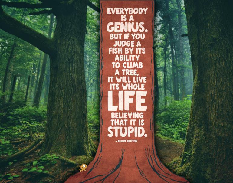 Wallpaper Saying Quotes Ecoworldreactor Quot Einstein The Open Mind Quot Quotes