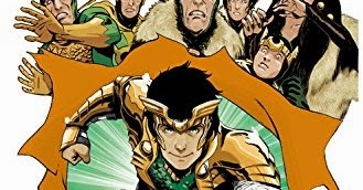 Review: Loki: Agent of Asgard Vol  2: I Cannot Tell a Lie