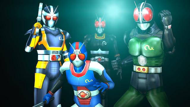 Kamen Rider BLACK RX Sub Indo
