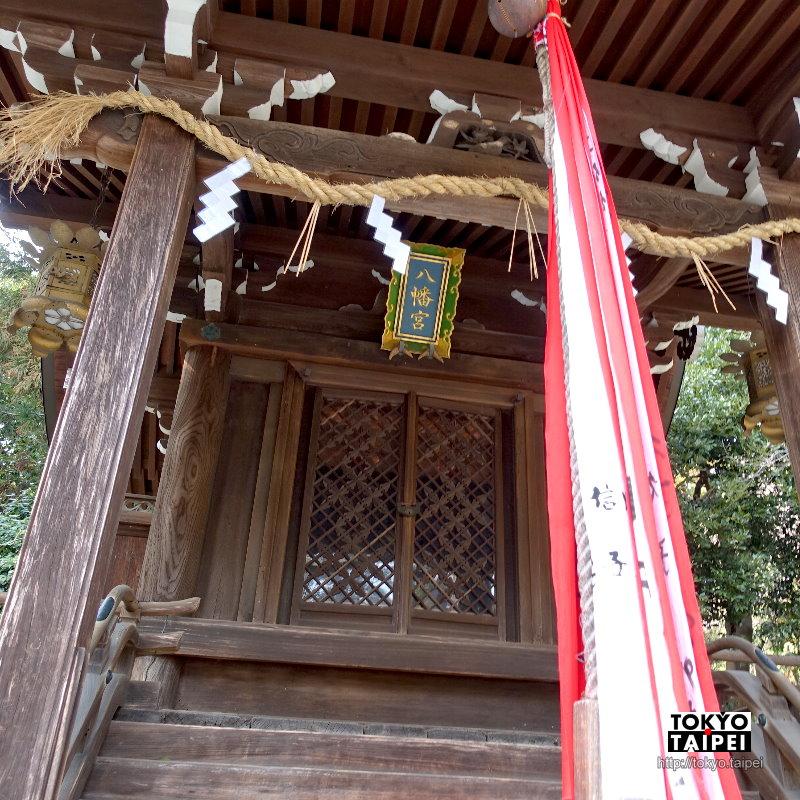 【八幡神社】安土駅後古老而謐靜的神社 規模比想像大很多