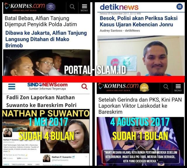 Jonru-Alfian Tanjung Gerak Cepat, Sementara Nathan Sudah 4 Bulan dan Victor 1 Bulan Senyap!