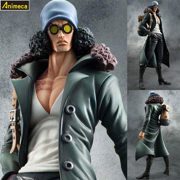 FIGURA AOKIJI KUZAN EDITION-Z EXCELLENT MODEL P.O.P ONE PIECE