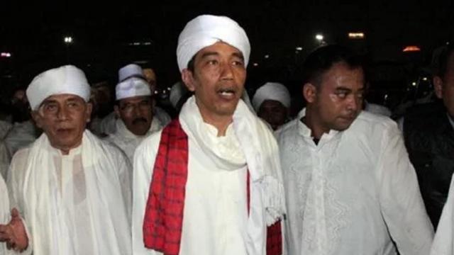 MS Kaban: Gak Percaya Hari Akhir Kok Bilang Jokowi Seperti Umar bin Khattab!