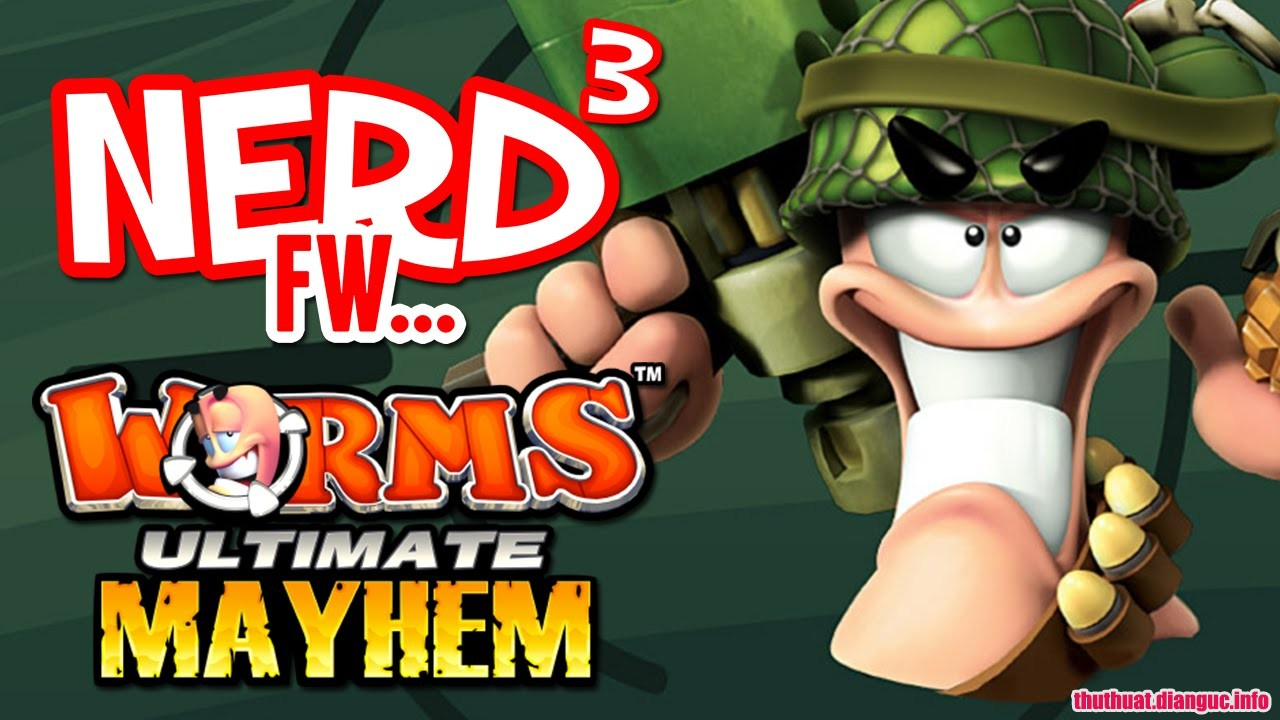 Download Game Worms Ultimate Mayhem Deluxe Edition – PROPHET