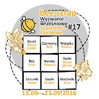 http://beescrapshop.blogspot.com/2016/09/wyzwanie-wrzesniowe-17-z-bingo.html