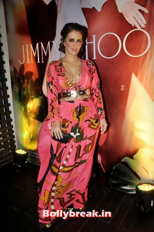 Pria Kataria Puri, Evelyn Sharma, Lisa Haydon & Sophie Choudry Spotted at Jimmy Choo's Women's Day Celebrations