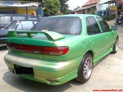 Model Eksterior Mobil Timor