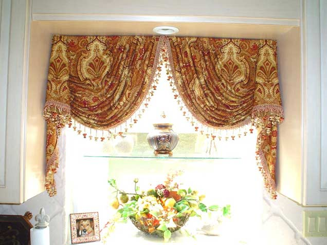 Contemporary Curtain Decor Ideas For The Kitchen